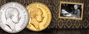 25. Mai 1865 - Friedrich August III., letzter König von Sachsen, wird geboren