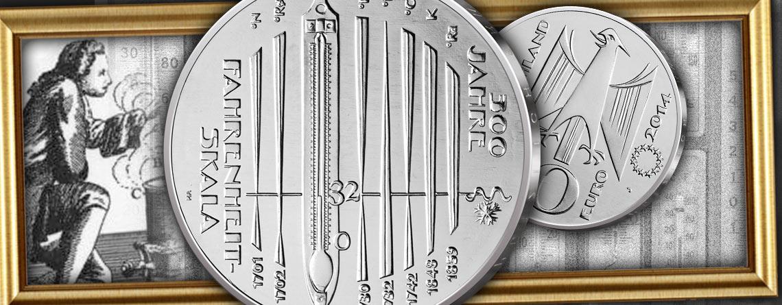 24. Mai 1686 - der Erfinder von Messgeräten Daniel Gabriel Fahrenheit wird geboren