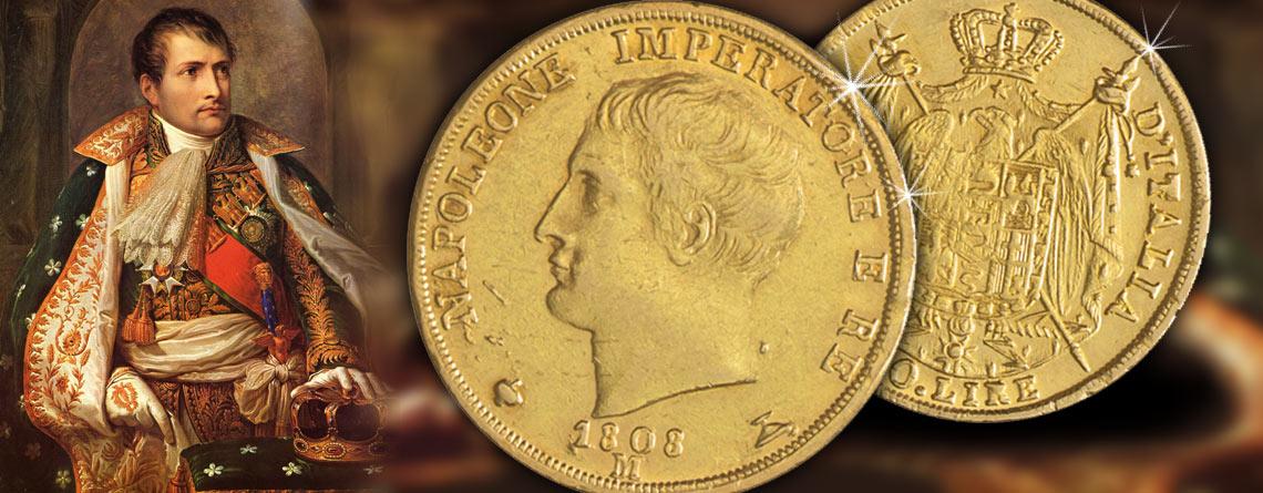 26. Mai 1805 – Napoleon wird mit der Eisernen Krone zum König von Italien gekrönt