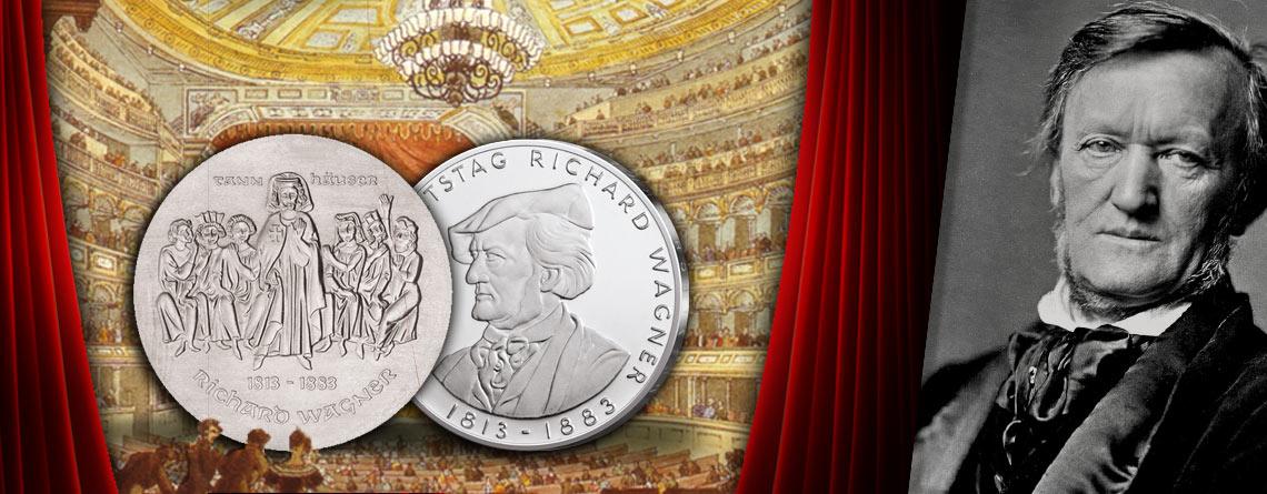 22. Mai 1813 –Richard Wagner wird geboren