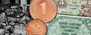 21. Juni 1948 – Währungsreform in der späteren Bundesrepublik