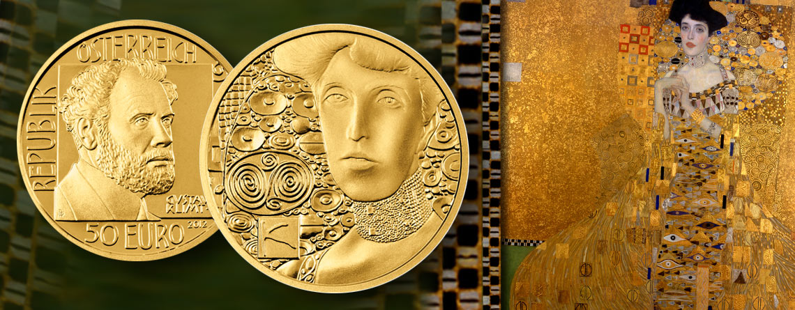 """19. Juni 2006 – der Preis für das wertvollste Bild der Welt wird publik: 135 Millionen Dollar für Klimts """"Goldene Adele"""""""