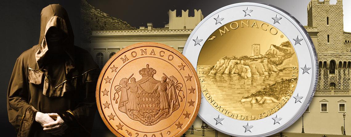 8. Januar 1297 — Der als Mönch verkleidete Francesco Grimaldi erobert die Festung von Monaco