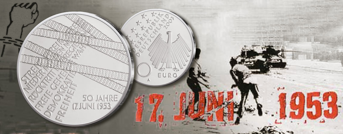 17. Juni 1953 - Volksaufstand in der DDR