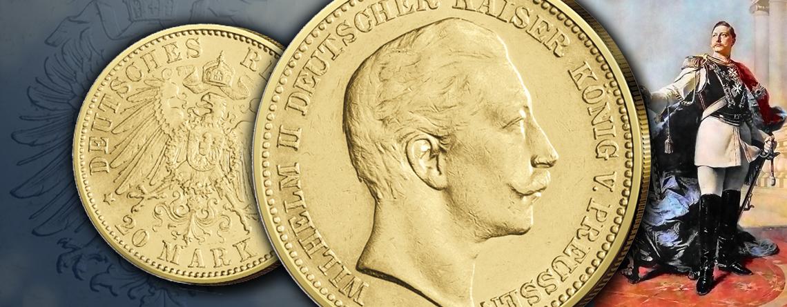 4. Juni 1941 - Kaiser Wilhelm II. verstirbt