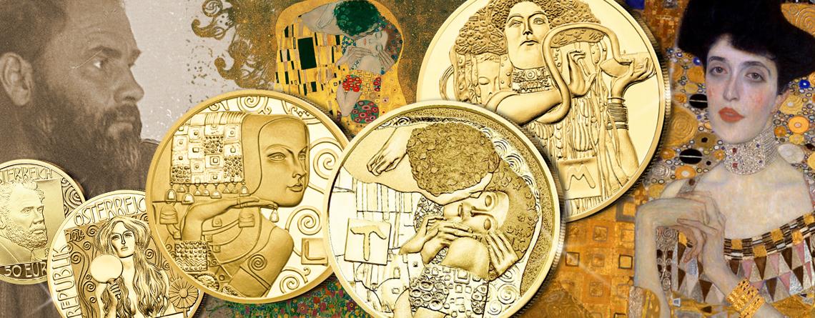 14. Juli 1862 – der Maler Gustav Klimt wird geboren