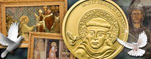 16. Juli 1228- Franz von Assisi wird heiliggesprochen