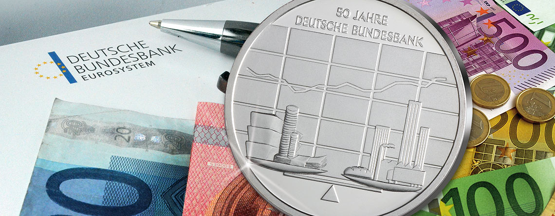 26. Juli 1957 - Deutsche Bundesbank gegründet