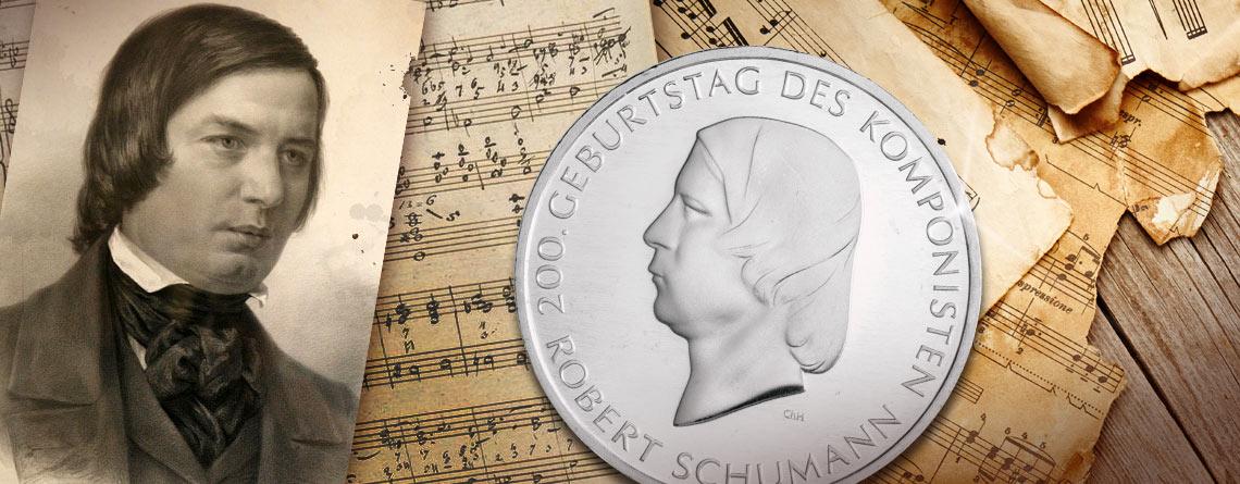 29. Juli 1856 – der Komponist Robert Schumann verstirbt