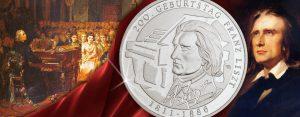31. Juli 1886 – in Bayreuth verstirbt Franz Liszt