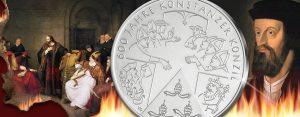 6. Juli 1415 – der Reformator Jan Hus wird in Konstanz während des Konstanzer Konzils auf dem Scheiterhaufen verbrannt