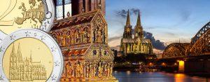 23. Juli 1164 – die Gebeine der Heiligen Drei Könige kommen in Köln an