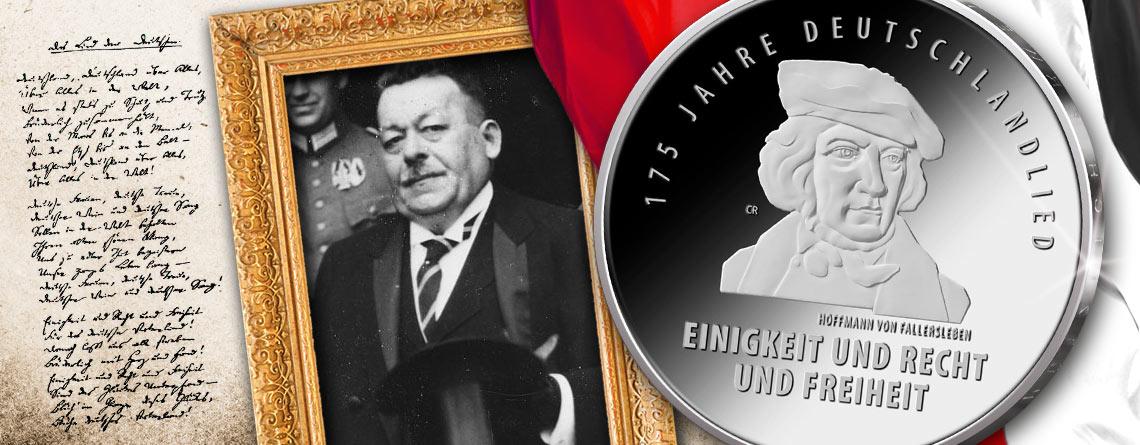 11. August 1922 – Reichspräsident Friedrich Ebert bestimmt das Lied der Deutschen zur Nationalhymne des Deutschen Reiches