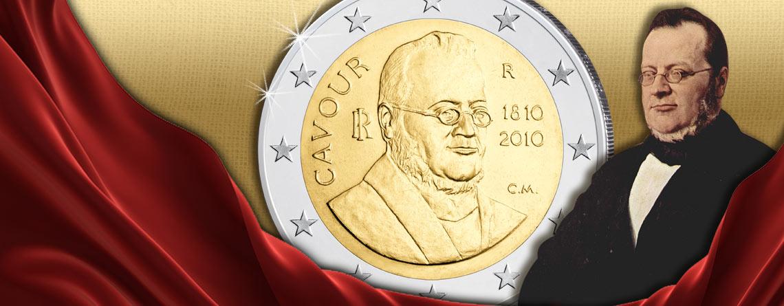10. August 1810 – in Turin wird Camillo Benso Graf von Cavour geboren