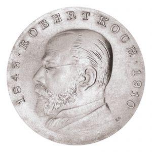 DDR 5 Mark Gedenkmünzen 1968 – 1971