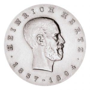 DDR 5 Mark 1969 75. Todestag Heinrich Hertz
