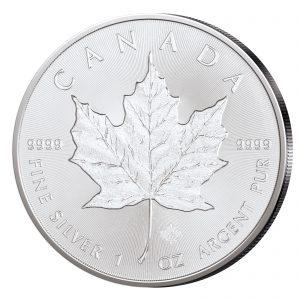 Maple Leaf (Silber)