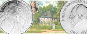 28. August 1749 – Geburt von Johann Wolfgang von Goethe