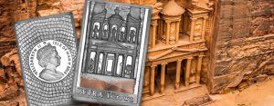 22. August 1812 – die in Europa nur mehr gerüchteweise bekannte Felsenstadt Petra wird wiederentdeckt