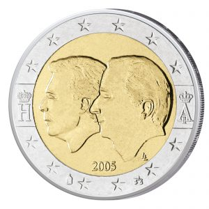 2 Euro Sondermünzen 2005