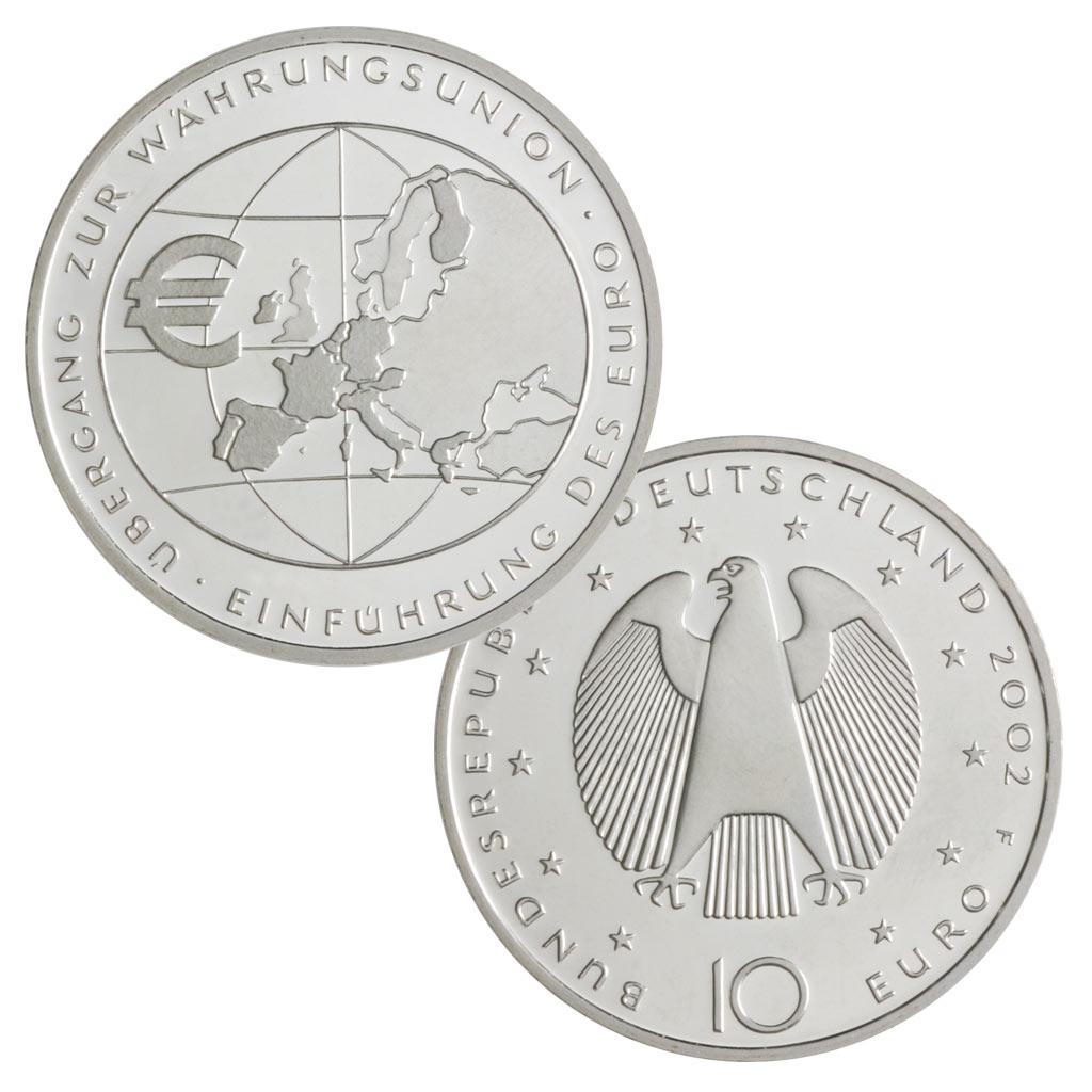 Brd 10 Euro Gedenkmünzen Primus Münzen Blog