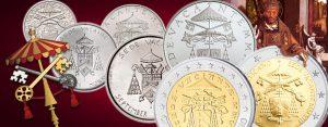 Vatikan Münzen zur Sedisvakanz – ein spannendes Sammelgebiet