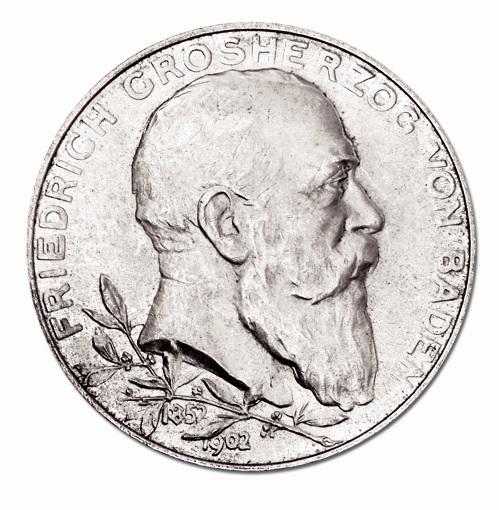 28 September 1907 Der Badische Großherzog Friedrich I Verstirbt