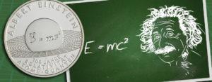 27. September 1905 – E = mc²