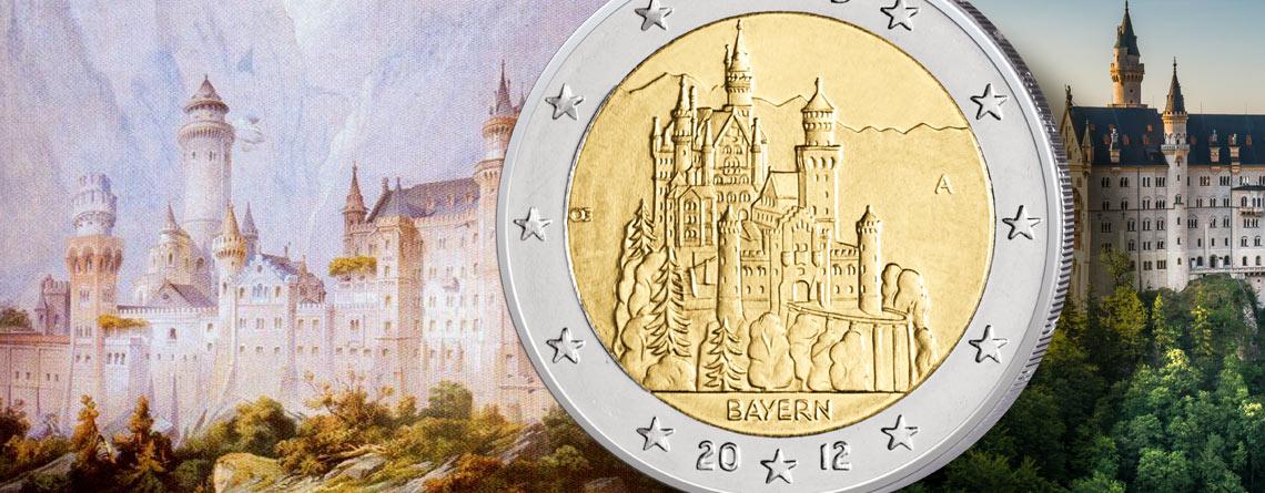 5. September 1869 - der Grundstein für Schloss Neuschwanstein wird gelegt
