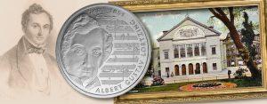 23. Oktober 1801 - Albert Gustav Lortzing wird geboren