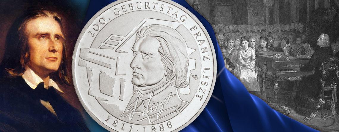 22. Oktober 1811 - Franz Liszt wird geboren