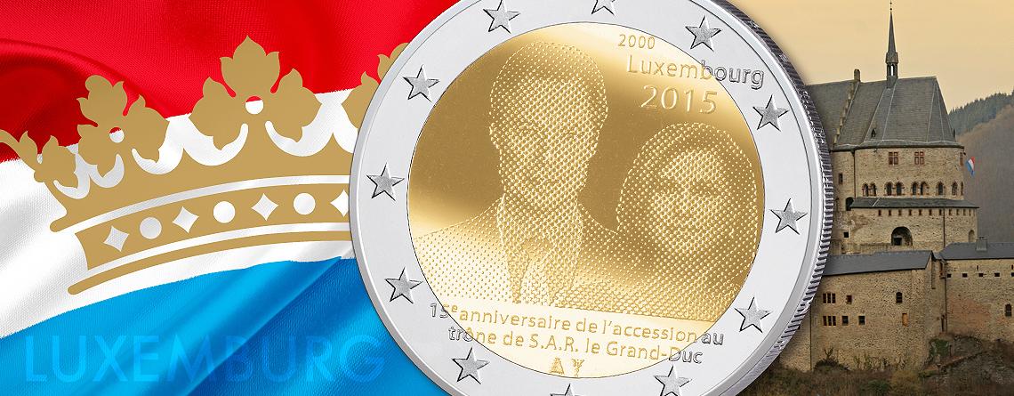 7. Oktober 2000 – Henri wird als Großherzog von Luxemburg vereidigt