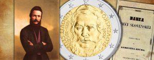 29. Oktober 1815 – der Philologe, Schriftsteller und Politiker Ludovit Stur, Begründer der modernen slowakischen Schriftsprache, wird geboren.