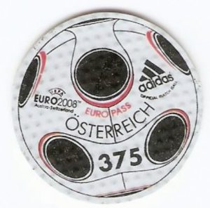 Österreich Mi.Nr. 2722 (Ausgabetag 12. März 2008)