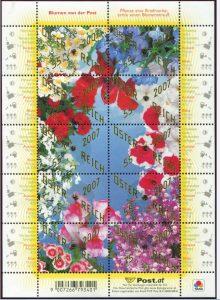 Österreich Unverausgabte Mi.Nr. X/XIX (Vorgesehene Ausgabe 2. Mai 2007)