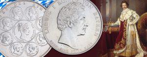 13. Oktober 1825 – Ludwig I. wird König von Bayern