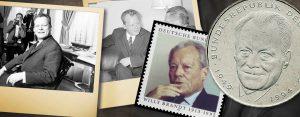 8. Oktober 1992 – Ex-Kanzler und Friedensnobelpreisträger Willy Brandt verstirbt