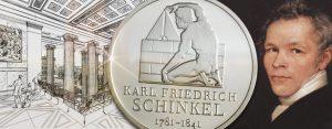 9. Oktober 1841 – in Berlin stirbt Karl Friedrich Schinkel