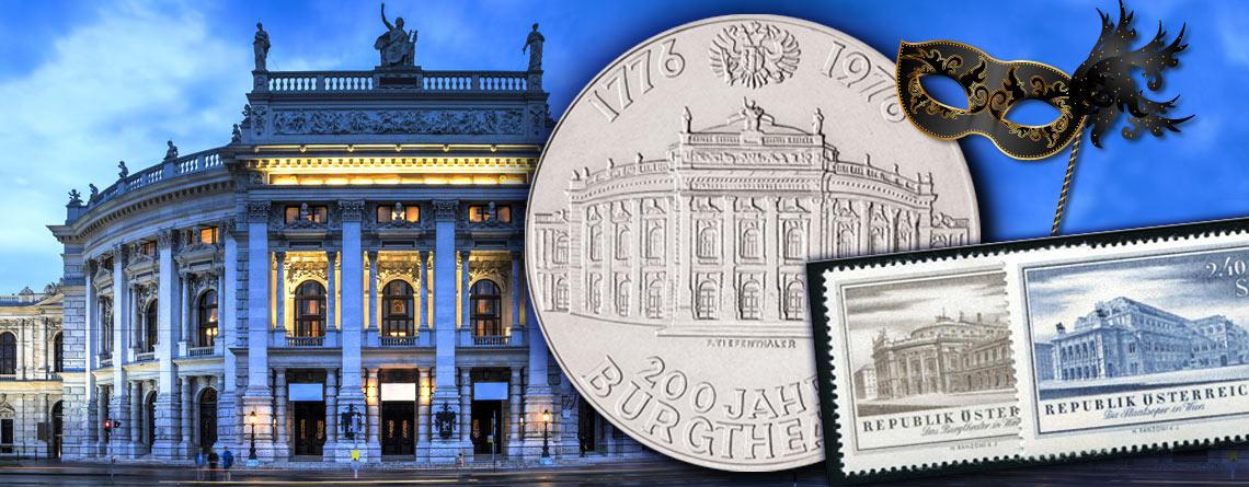 14. Oktober 1955 – Wiedereröffnung des Wiener Burgtheaters