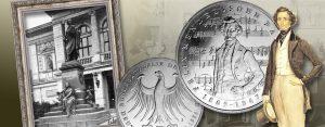 9. November 1936 – das Denkmal von Mendelssohns Bartholdy wird entfernt