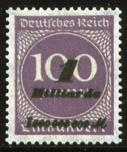 """Deutsches Reich Mi.Nr. 331a (sogenanntes """"Hitlerprovisorium"""")"""