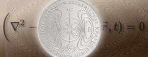 13. November 1886 – Hertz weist elektromagnetische Wellen nach
