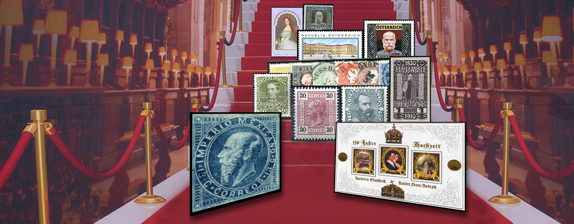 Franz Joseph I., ein philatelischer Überblick