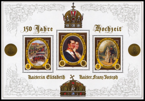Österreich Block 23 (erschienen am 23. April 2004)