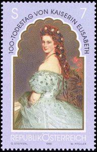 Österreich Mi.Nr. 2265 (erschienen am 10. September 1998)