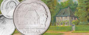 7. November 1775 – Goethe trifft in Weimar ein