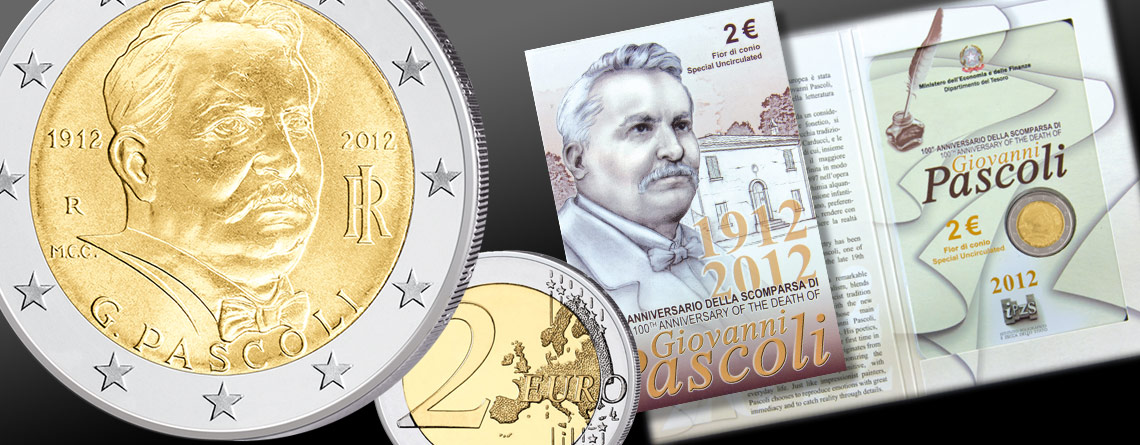 31. Dezember 1855 – der Dichter Giovanni Pascoli wird geboren