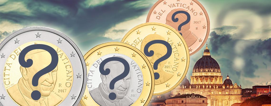 Papst Franziskus bald nicht mehr auf Vatikan Münzen?