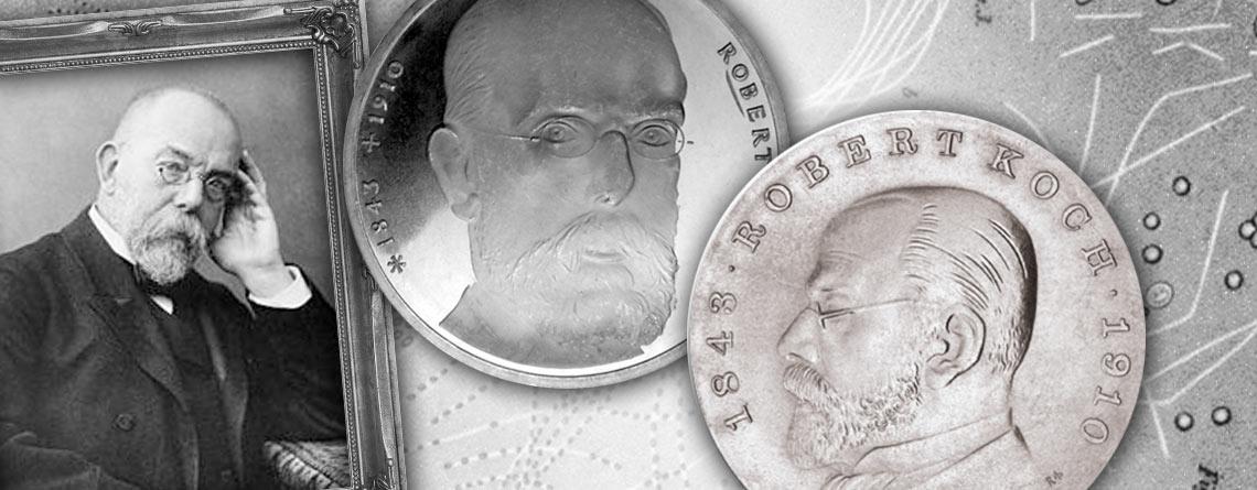 11. Dezember 1843 – der Mikrologe Robert Koch wird geboren