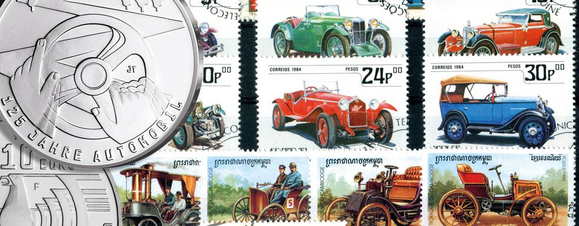 29. Januar 1886 - Carl Benz meldet seinen Motorwagen zum Patent an